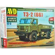 AVD Models 1441 GAZ-66 TZ-2 Üzemanyag Szállító Teherautó