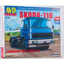 AVD models 1454 Skoda-110 Nyergesvontató Teherautó