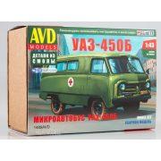 AVD Models 1489 UAZ-450B Kisteherautó