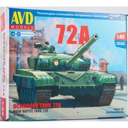 AVD Models 3014 Tank T-72A
