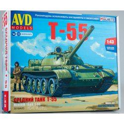 AVD Models 3018 T-55 Tank
