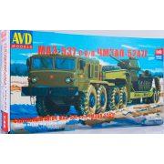 AVD Models 7054 KIT MAZ 537 + semitrailer CHMZAP-5247G