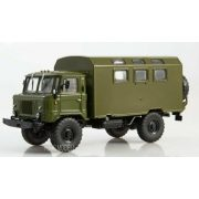 Legendary Trucks 003  Kung K-66 (GAZ-66)