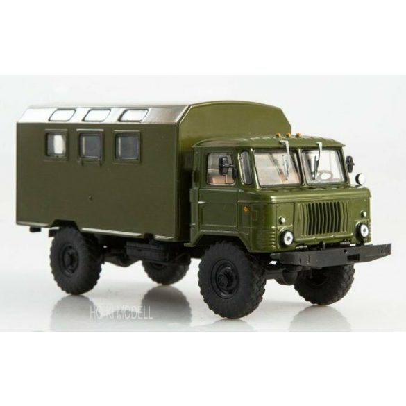 Legendary Trucks 003  Kung K-66 (GAZ-66)