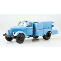 "Legendary Trucks 014 ZIL-164  APA-35-2 ""Aircraft Starter Engine-Machine"""