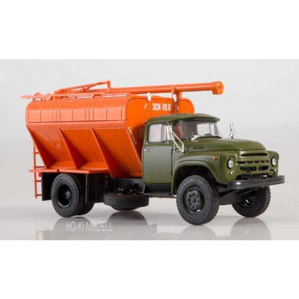 Legendary Trucks 015 ZIL 130 ZSK-10  Mezőgazdasági Takarmány Szállító Teherautó