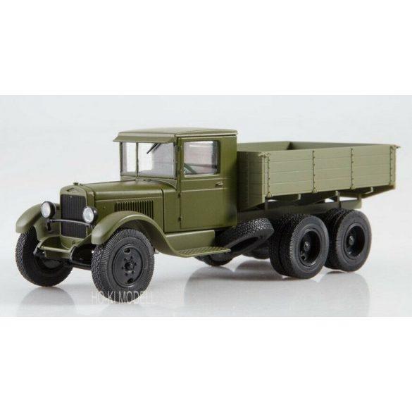 Legendary Trucks 017 ZIS-6 Platós Teherautó