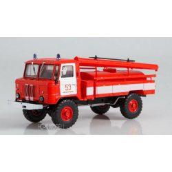 Legendary Trucks 019 GAZ 66 AC-30 Tűzoltóautó