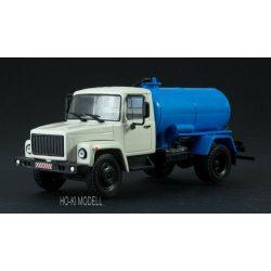 Legendary Trucks 021  GAZ 3307 KO-503 Szippantós Teherautó