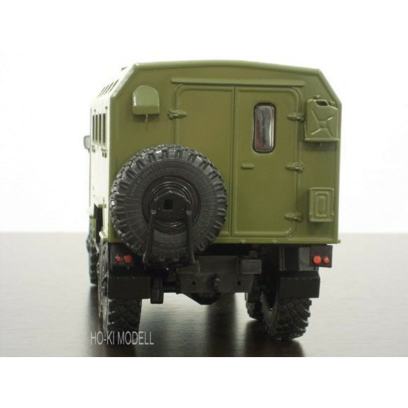 Legendary Trucks 027 URAL-4320 Kung