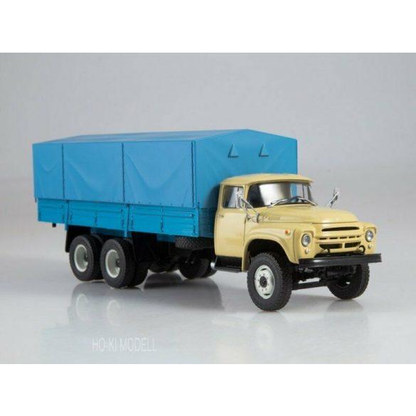 Legendary Trucks 028 ZIL 133G1 Platós Ponyvás Teherautó