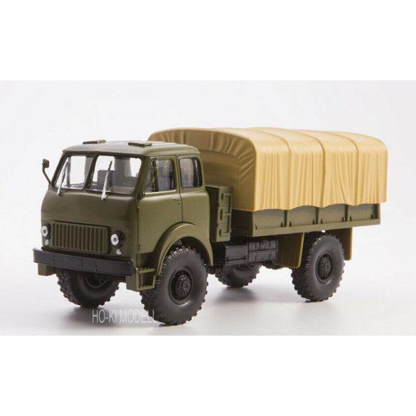 Legendary Trucks 039 MAZ-505 Platós Ponyvás Teherautó