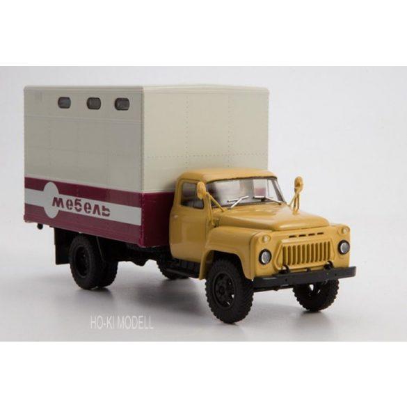 Legendary Trucks 042 GZSA-893A (GAZ-52) Dobozos Teherautó