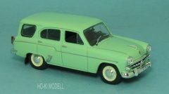 M Modell Moszkvics 423