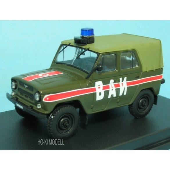 M Modell UAZ-469 Katonai Rendészet