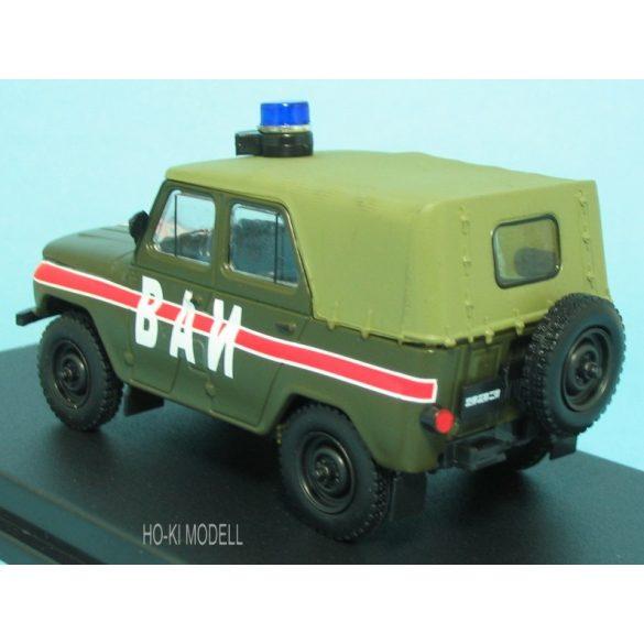 M Modell UAZ 469 Katonai Rendészet