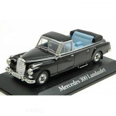 M Modell  Mercedes Benz 300d Landaulet W189- Konrad Adenauer - 1963