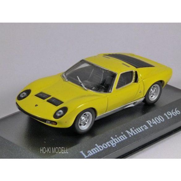 M Modell Lamborghini Miura P400 1966