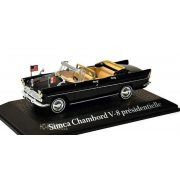 M Modell Simca Chambord V-8 Presidentielle 1961 Charles de Gaulle