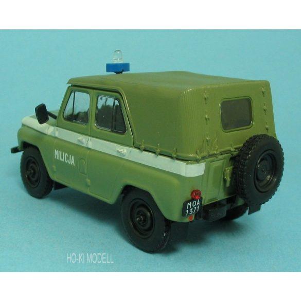 M Modell UAZ 469 Military