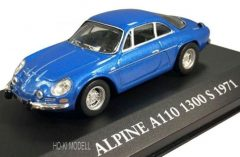 M Modell Renault Alpine A110 1300S - 1971