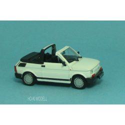M Modell Polski Fiat 126 P Cabriolet