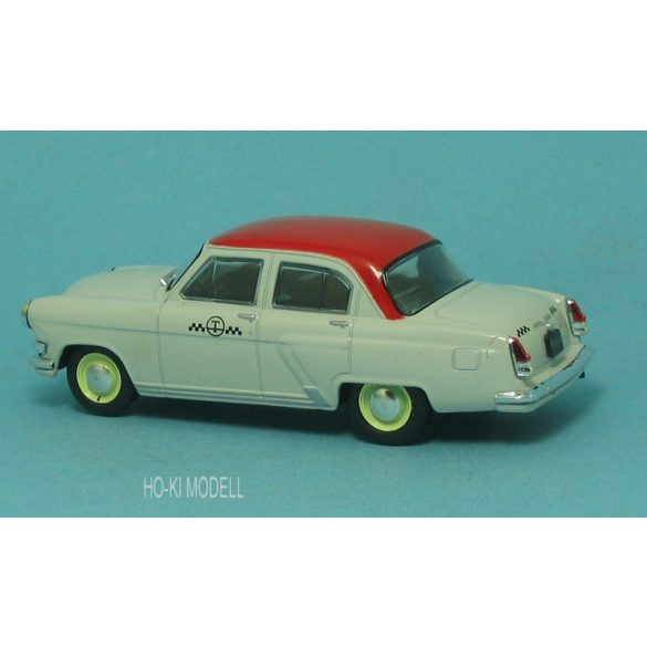 M Modell Volga GAZ M21 Taxi