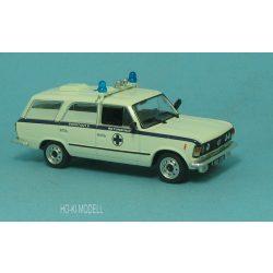 """M Modell M Modell Polski Fiat 125P Kombi """"Sanitarka"""""""
