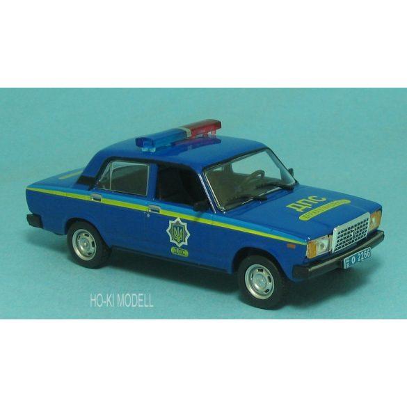 M Modell Lada 2107 Milicia
