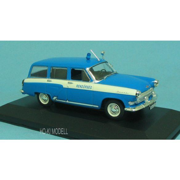 M Modell Volga M22  Magyar Rendőrség