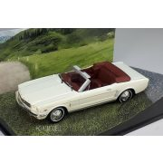 "M Modell Ford Mustang convertible James Bond ""Goldfinger"""