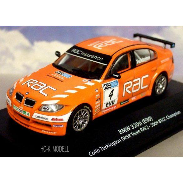 M Modell BMW 320si (E90) Colin Turkington WSR Team RAC - 2009 BTCC Champion