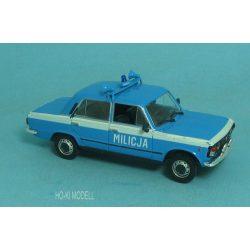 M Modell Polski Fiat 125P  Milicja