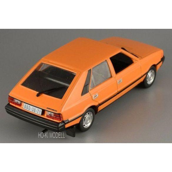 M Modell FSO Polonez Poland Family Hatchback Orange 1978