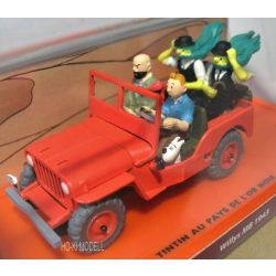 M Modell - Atlas Jeep Willys MB 1943