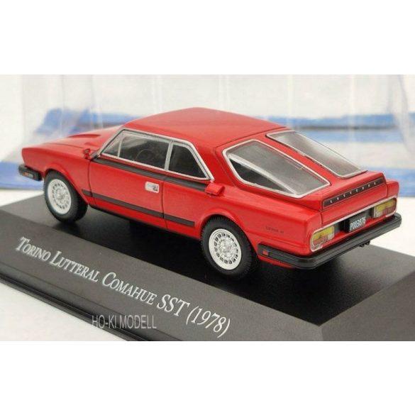 M Modell Ika Renault Torino Lutheral Comahue - 1978