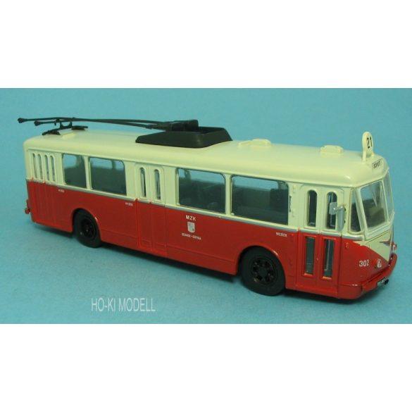 "M Modell VÉTRA VBRh-1948 Trolibusz ""Sopot"""