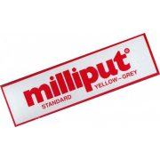 Milliput Standard yellow-gray Putty