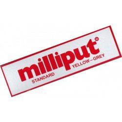 Milliput Standard yellow-gray Putty