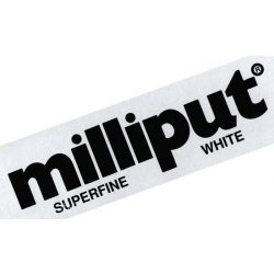 Milliput Superfine White Putty