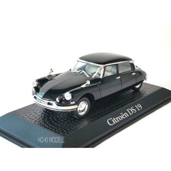 Norev  Citroën DS 19  - Charles de Gaulle - 1962