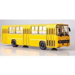 Bus Magazine Ikarus 260 Ráncajtós Autóbusz - Sárga