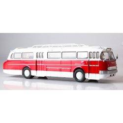 Bus Magazine Ikarus 66 Autóbusz -  Fehér/Piros