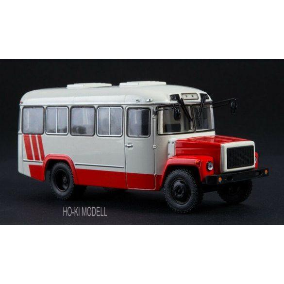 Bus Magazine KAVZ-3976  Autóbusz