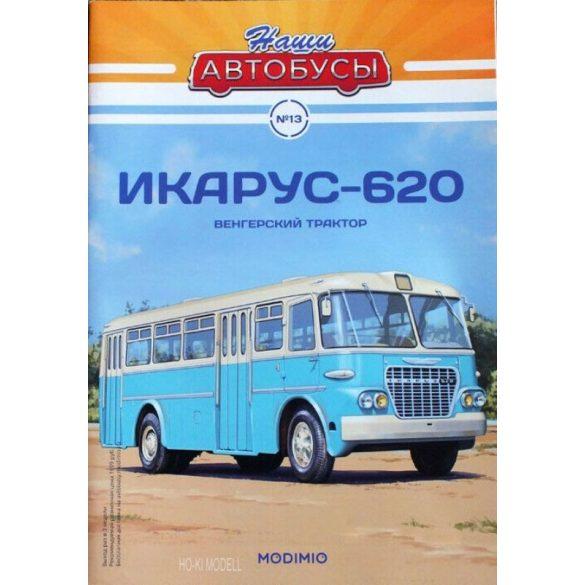 Bus Magazine Ikarus 620 Autóbusz
