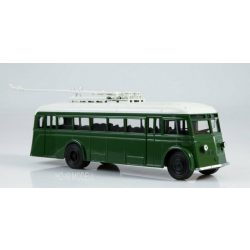 Bus Magazine YATB-1 Trolibusz