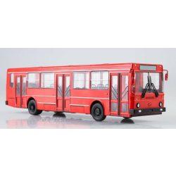 Bus magazine LIAZ 5256 Városi Autóbusz - Piros