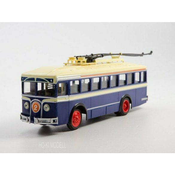 Bus Magazine LK-1 Trolibusz
