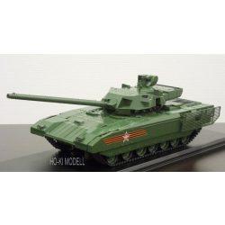 Russian Tank T-14 Armata 2016 Main Battle Tank