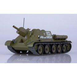 Russian Tank SU-122
